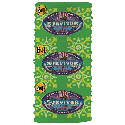 Survivor Season 40 Winners at War BUFF® Headwear - Yara Tribe | Official CBS Entertainment Store