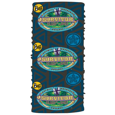 Survivor Season 39 Island of the Idols Final Five Limited Edition BUFF® Headwear | Official CBS Entertainment Store