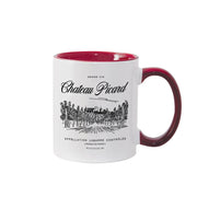 Star Trek: Picard Chateau Picard Vineyard Logo 11oz Two-Tone Mug | Official CBS Entertainment Store