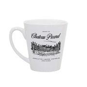 Star Trek: Picard Chateau Picard Vineyard Logo 12 oz Latte Mug | Official CBS Entertainment Store