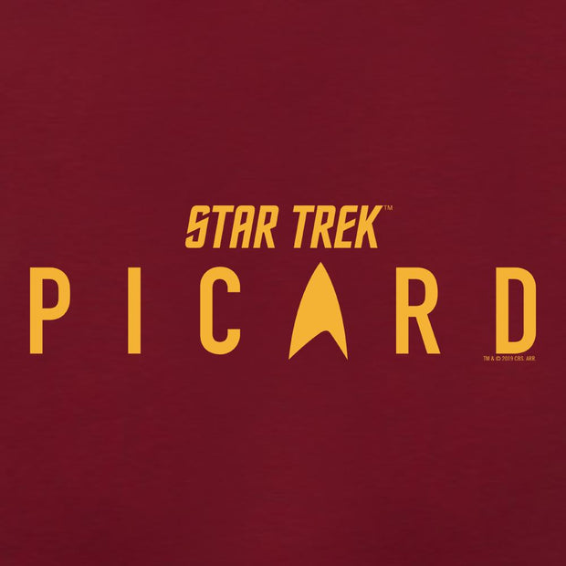 Star Trek: Picard Logo Women's Short Sleeve T-Shirt | Official CBS Entertainment Store
