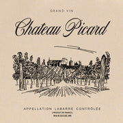 Star Trek: Picard Chateau Picard Vineyard Canvas Tote Bag | Official CBS Entertainment Store