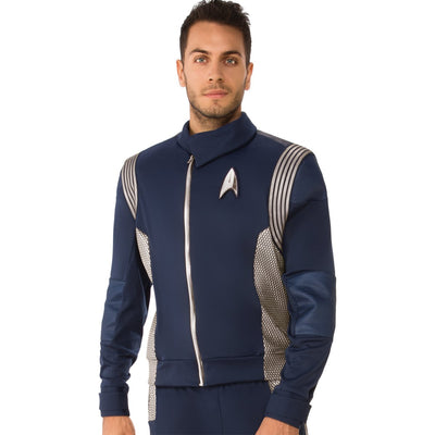 Star Trek: Discovery Science Uniform (Silver) | Official CBS Entertainment Store