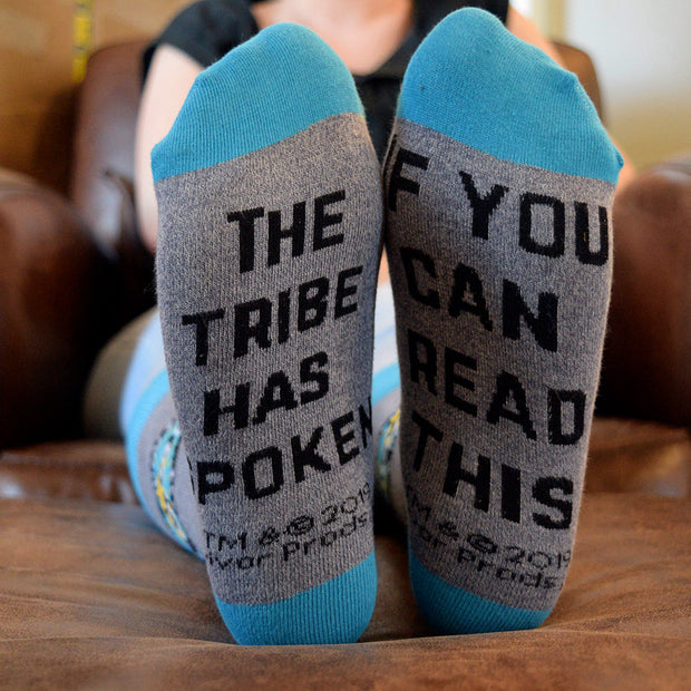 Survivor: The Tribe Has Spoken Knit Socks | Official CBS Entertainment Store