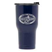 Survivor Outwit, Outplay, Outlast RTIC 30 oz Tumbler