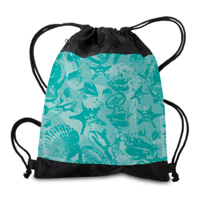 Survivor Terrain Drawstring Bag