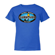 Survivor Outwit, Outplay, Outlast Logo Kids/Toddler Short Sleeve T-Shirt