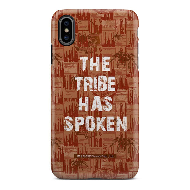 Survivor The Tribe Has Spoken Tough Phone Case