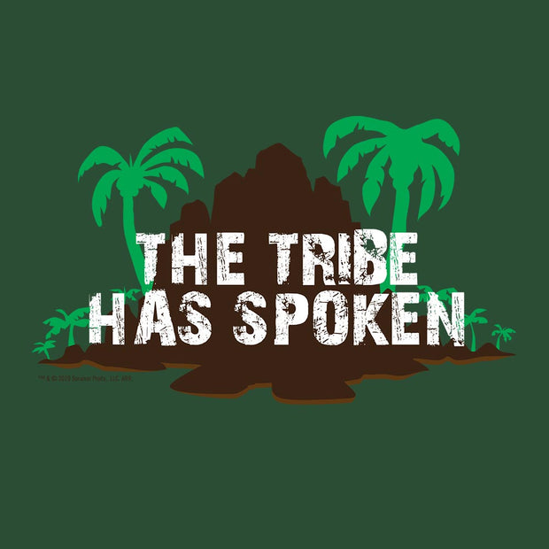 Survivor Island The Tribe Has Spoken Adult Short Sleeve T-Shirt
