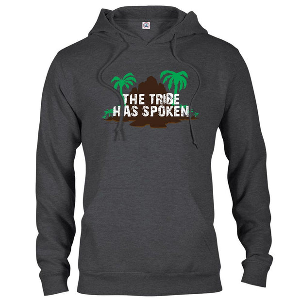 Survivor Island The Tribe Has Spoken Hooded Sweatshirt