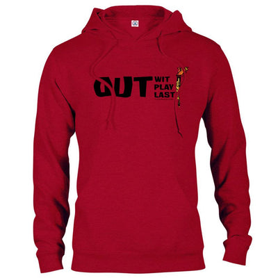 Survivor Out Wit, Play, Last Hooded Sweatshirt
