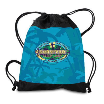 Survivor Season 39 Island of the Idols Drawstring Bag | Official CBS Entertainment Store