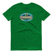 Survivor Season 39 Island of the Idols Logo Adult Short Sleeve T-Shirt | Official CBS Entertainment Store