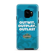 Survivor Season 39 Outwit, Outplay, Outlast Tough Phone Case | Official CBS Entertainment Store