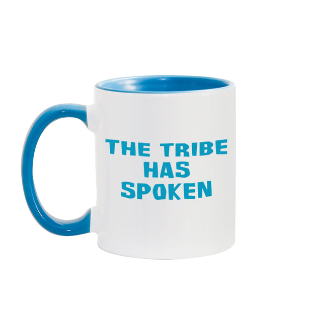 Survivor Season 39 The Tribe Has Spoken Two Tone Mug | Official CBS Entertainment Store