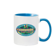 Survivor Season 39 The Tribe Has Spoken Two Tone Mug