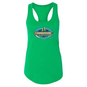 Survivor Season 39 Island of the Idols Women's Racerback Tank Top | Official CBS Entertainment Store