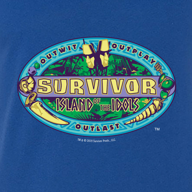 Survivor Season 39 Island of the Idols Tank Top | Official CBS Entertainment Store