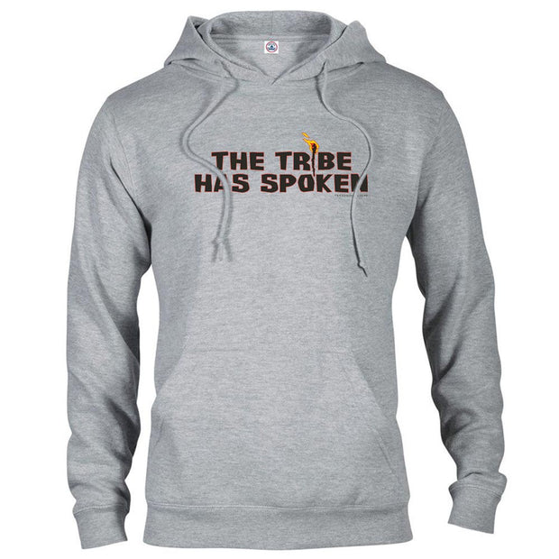 Survivor Torch The Tribe Has Spoken Hooded Sweatshirt
