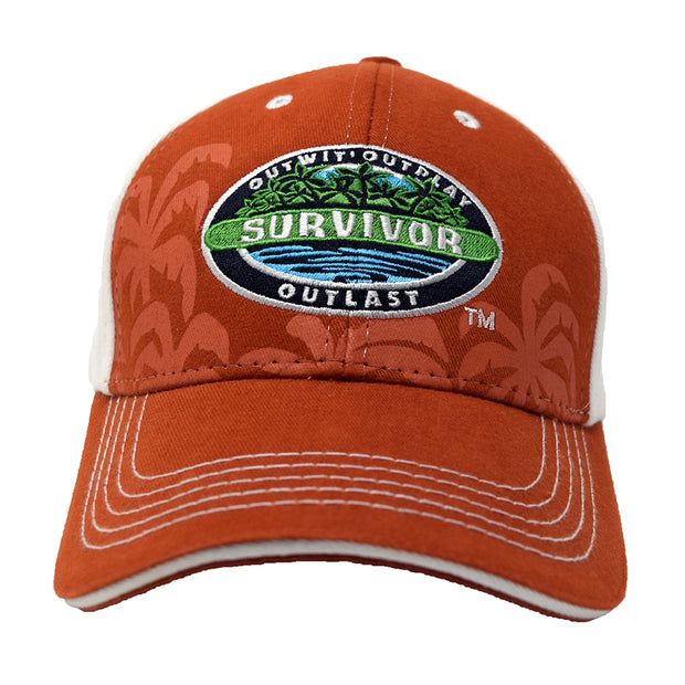 Survivor Outwit, Outplay, Outlast Embroidered Hat | Official CBS Entertainment Store