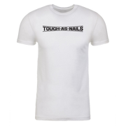 Tough As Nails Horizontal Logo Adult Short Sleeve T-Shirt | Official CBS Entertainment Store