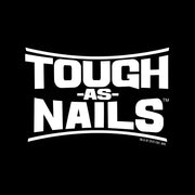 Tough As Nails Stacked Logo Adult Short Sleeve T-Shirt | Official CBS Entertainment Store