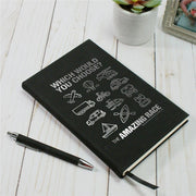 The Amazing Race Choose Your Adventure Laser Engraved Journal | Official CBS Entertainment Store