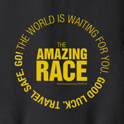 The Amazing Race Yellow Starting Adult Tank Top | Official CBS Entertainment Store