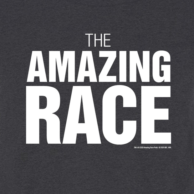 The Amazing Race One Color Logo Lightweight Crewneck Sweatshirt | Official CBS Entertainment Store
