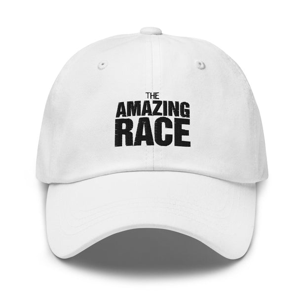 The Amazing Race One Color Embroidered Hat | Official CBS Entertainment Store
