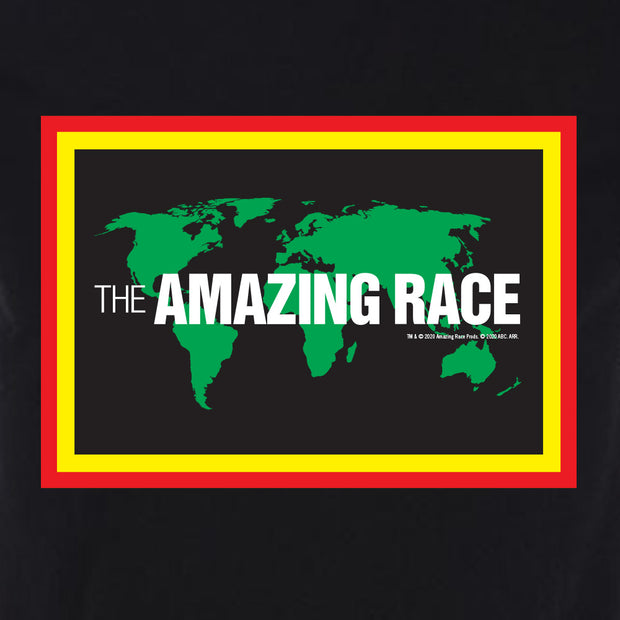The Amazing Race Pit Stop Fleece Crewneck Sweatshirt | Official CBS Entertainment Store