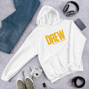 The Drew Barrymore Show Logo Adult Fleece Hooded Sweatshirt