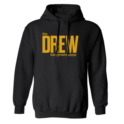 The Drew Barrymore Show The Drew Barrymore Show Fleece Hooded Sweatshirt | Official CBS Entertainment Store