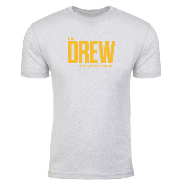 The Drew Barrymore Show The Drew Barrymore Show Men's Tri-Blend T-Shirt | Official CBS Entertainment Store
