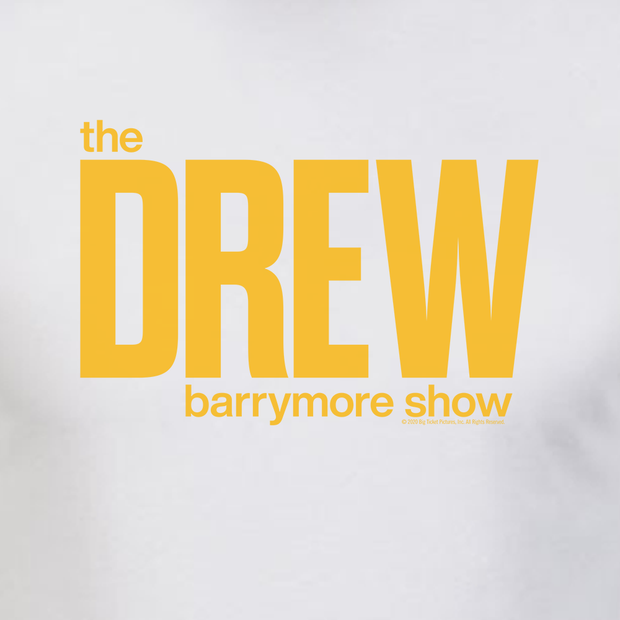 The Drew Barrymore Show The Drew Barrymore Show Adult Short Sleeve T-Shirt | Official CBS Entertainment Store