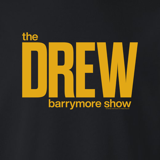 The Drew Barrymore Show The Drew Barrymore Show Fleece Crewneck Sweatshirt | Official CBS Entertainment Store