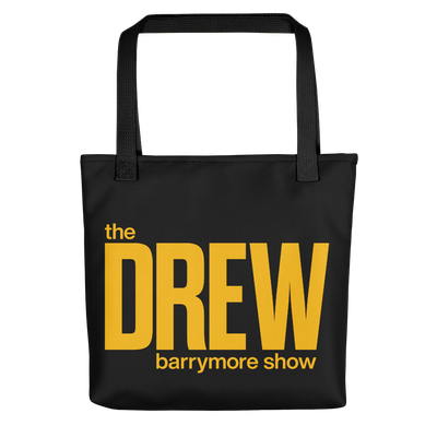 The Drew Barrymore Show The Drew Barrymore Show Premium Tote Bag | Official CBS Entertainment Store