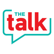 The Talk Logo White Mug