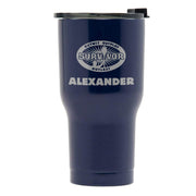 Survivor Outwit, Outplay, Outlast Personalized RTIC 30 oz Tumbler | Official CBS Entertainment Store