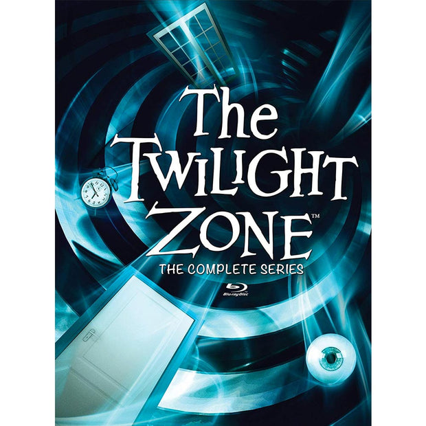 Twilight Zone: The Complete Series - Blu-ray | Official CBS Entertainment Store