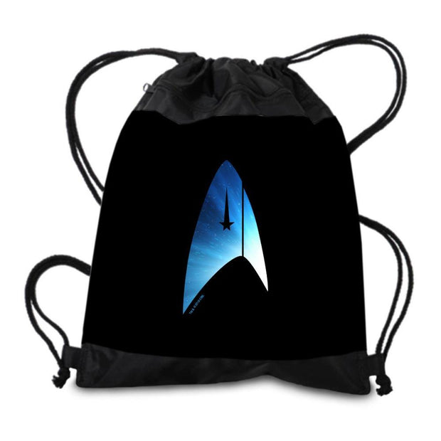 Star Trek: Discovery Universe Delta Drawstring Bag | Official CBS Entertainment Store
