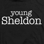 Young Sheldon Logo Women's Short Sleeve T-Shirt | Official CBS Entertainment Store