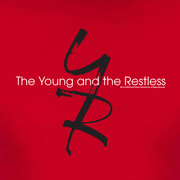 The Young and the Restless Full Color Logo Adult Short Sleeve T-Shirt | Official CBS Entertainment Store