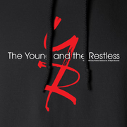 The Young and the Restless Signature Fleece Hooded Sweatshirt | Official CBS Entertainment Store