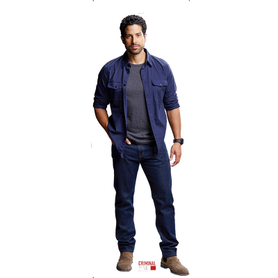 Criminal Minds Luke Alvez Standee