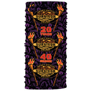 Survivor Commemorative 20 Years 40 Seasons Anniversary Buff Set | Official CBS Entertainment Store