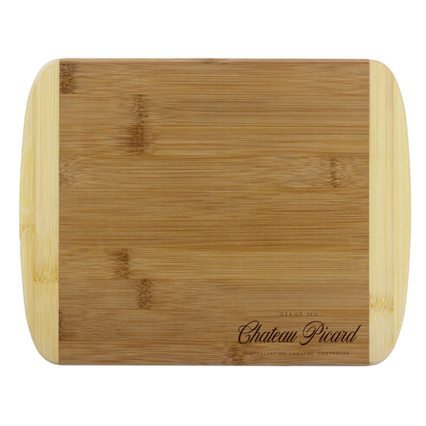 Star Trek: Picard Chateau Picard Cutting Board | Official CBS Entertainment Store