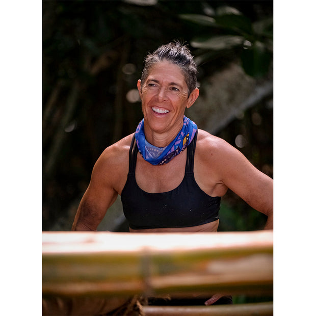 Survivor Season 40 Winners at War BUFF® Headwear - Sele Tribe | Official CBS Entertainment Store