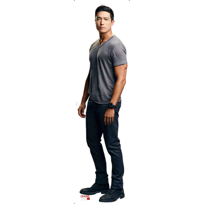 Criminal Minds Matthew Simmons Standee