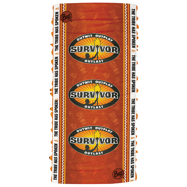 Survivor The Tribe Has Spoken Limited Edition Buff | Official CBS Entertainment Store